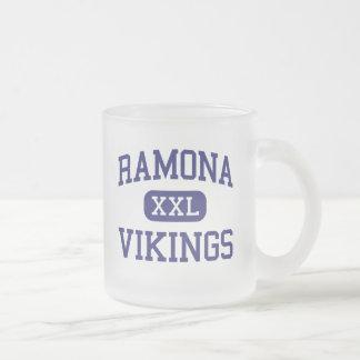 La médio Verne Califórnia de Ramona Viquingues Canecas