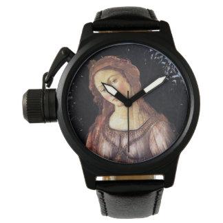 La Primavera em detalhe por Sandro Botticelli Relógios De Pulso