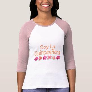 La Quinceanera da soja Camiseta