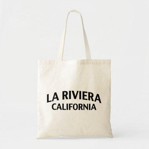 La Riviera Califórnia Bolsas De Lona