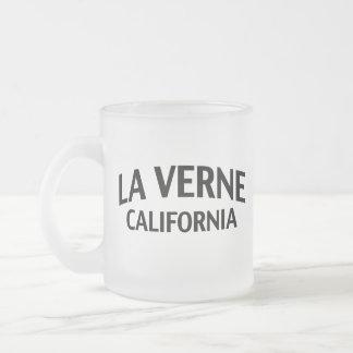 La Verne Califórnia Caneca De Vidro Fosco