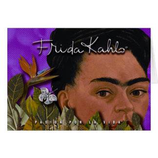 La Vida 2 de Frida Kahlo Pasion Por Cartoes