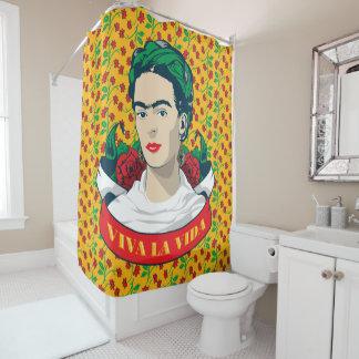 La Vida de Frida Kahlo | Viva Cortina Para Chuveiro