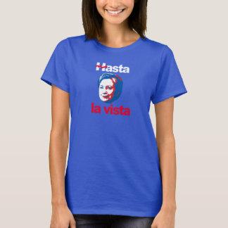 La Vista de Hasta - Hillary curvada - - Camiseta