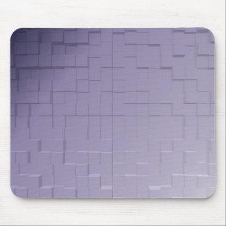 labirinto roxo mouse pad