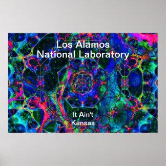 Laboratório nacional de Argonne. Através do furo d Posters