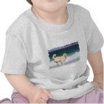 Labradoodle - dia feliz na praia t-shirt