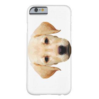 Labrador retriever capa barely there para iPhone 6