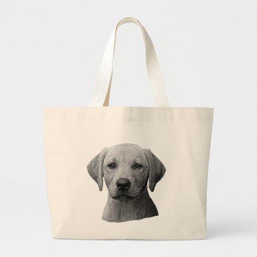 Labrador retriever - imagem de Sylized - adicionam Bolsa De Lona