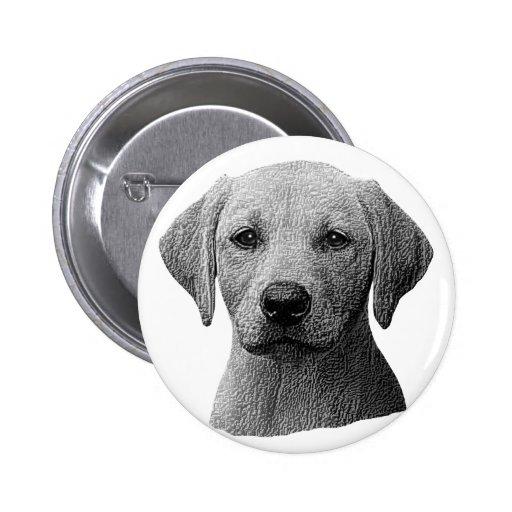 Labrador retriever - imagem de Sylized - adicionam Boton