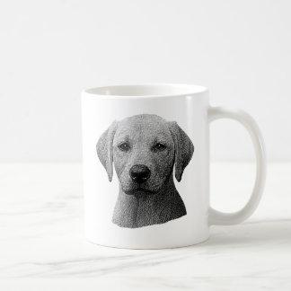 Labrador retriever - imagem de Sylized - adicionam Canecas