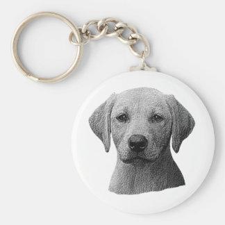 Labrador retriever - imagem de Sylized - adicionam Chaveiro