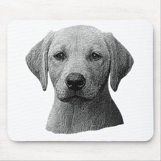Labrador retriever - imagem de Sylized - adicionam Mousepad