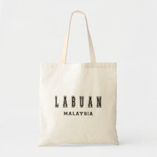 Labuan Malaysia Bolsa Tote
