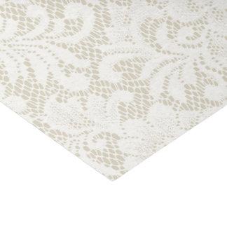 Laço antigo papel de seda