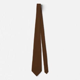 Laço castanho chocolate gravata