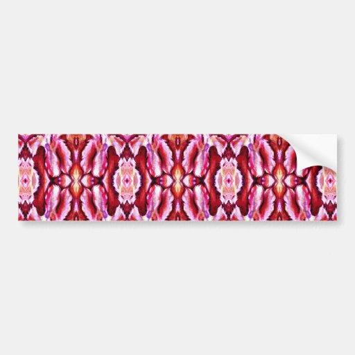 laço cor-de-rosa feminino adesivos