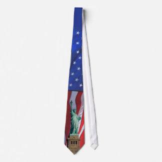 Laço da celebração do Dia da Independência da Gravata