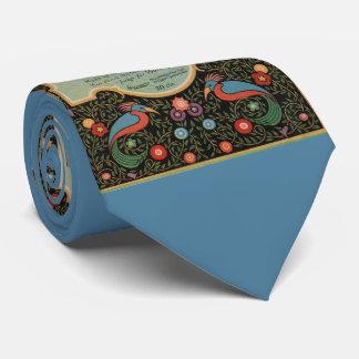 laço da novidade do anúncio dos cigarros de Murad Gravata