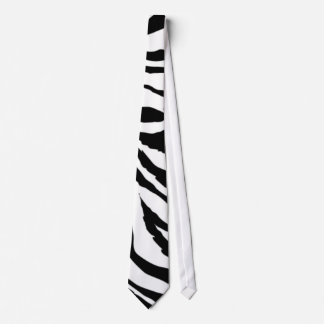 laço da zebra gravata