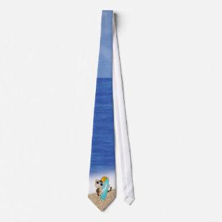Laço do divertimento dos desenhos animados do gravata