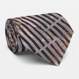 Laço do pescoço da foto da guarda de gado gravata