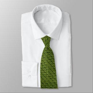 Laço do pescoço do teste padrão da pele do gravata
