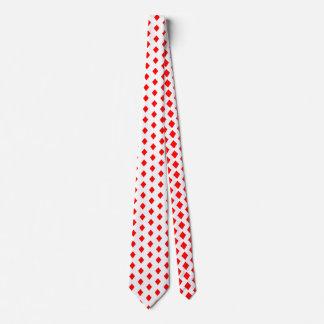 Laço dos diamantes gravata