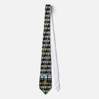 laço dos jogadores gravata