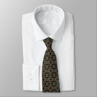 Laço dos nós do diamante gravata