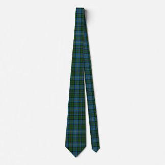 Laço escocês tradicional do pescoço de MacLeod do Gravata