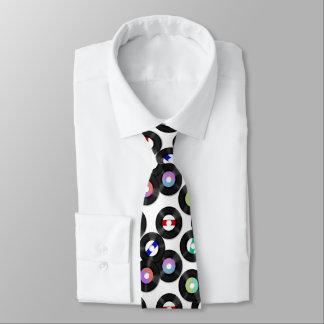 Laço gravado do pescoço gravata
