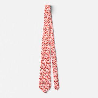 Laço havaiano do casamento do destino da flor do gravata