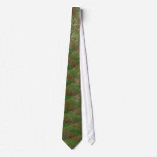 Laço mofado da interferência gravata