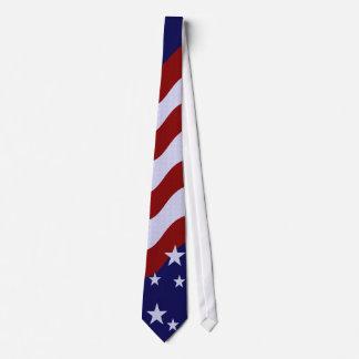 Laço patriótico gravata