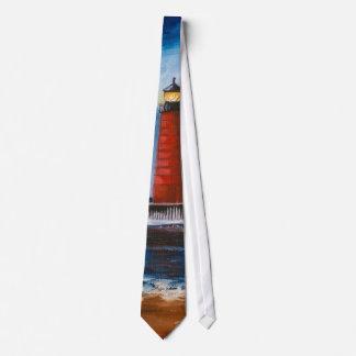 Laço só da baliza gravata