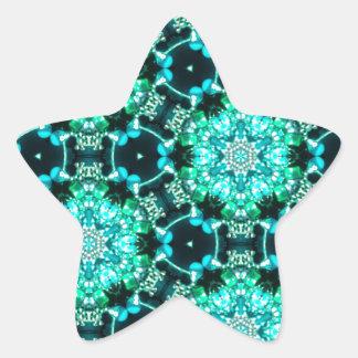 Laço verde de Tilly Adesito Estrela