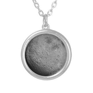 Lado escuro da colar da lua