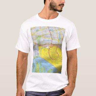 Lado sul Jamaica Camiseta