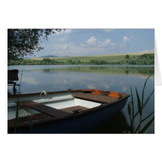 """""""Lago cartão de Hungria"""""""