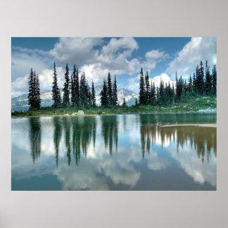 Lago harmony pôster