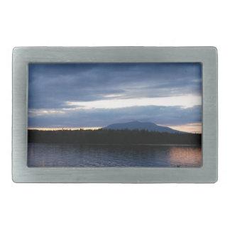 Lago Maine Katahdin Millinocket da montagem no