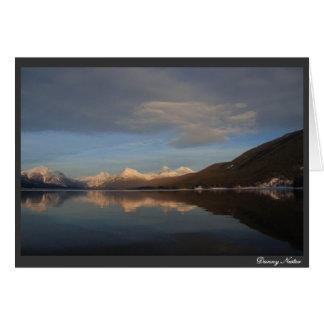 Lago McDonald Cartão Comemorativo