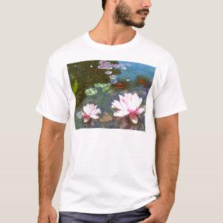 Lagoa 4-20 de Koi Camiseta