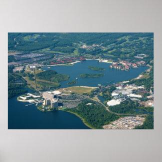 Lagoa de sete mares - central do transporte! poster