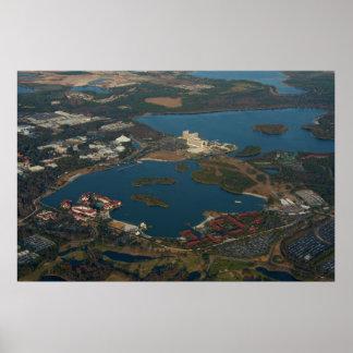 Lagoa de sete mares - um lugar mágico! poster