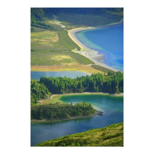 Lagoa faz Fogo, Açores Artes De Fotos