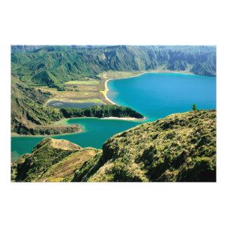 Lagoa faz Fogo Açores Fotografias