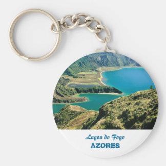 Lagoa faz Fogo - Açores Chaveiro