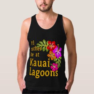 Lagoas de Kauai eu preferencialmente estaria na Regata